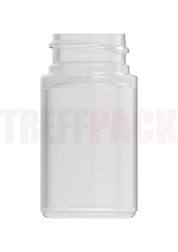 Cylindrical Bottle HDPE for Applicator 20 ml