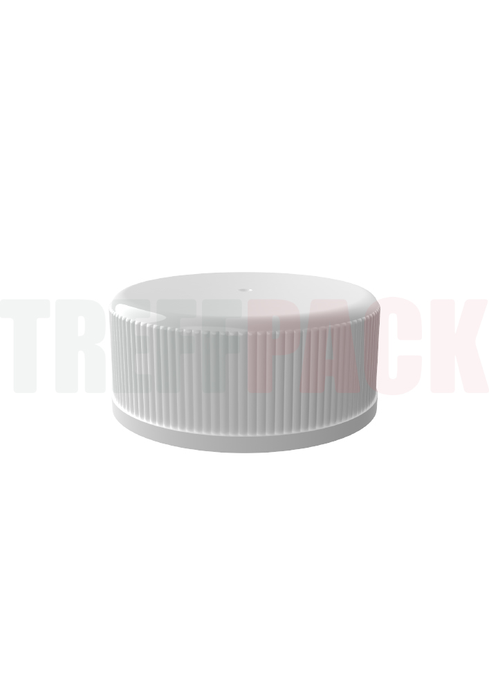 Cap HDPE white with Liner, 24/400 (mod.)